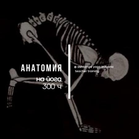 Функционална анатомия на йога 300 ч
